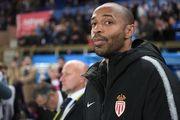 Анри угрожал опытным игрокам Монако