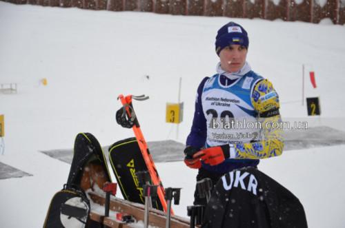 ЮЧМ-2019 по биатлону. Украинские юноши заняли 5-е место в эстафете
