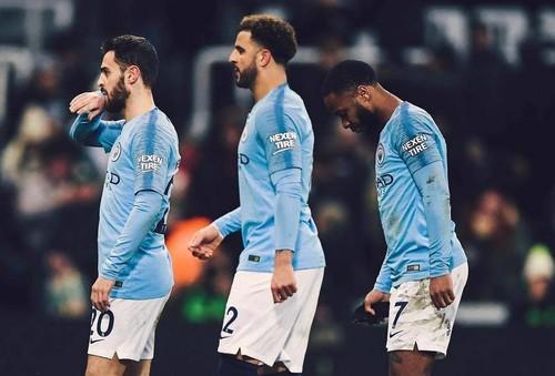 Ньюкасл - Манчестер Сити - 2:1. Видео голов и обзор матча