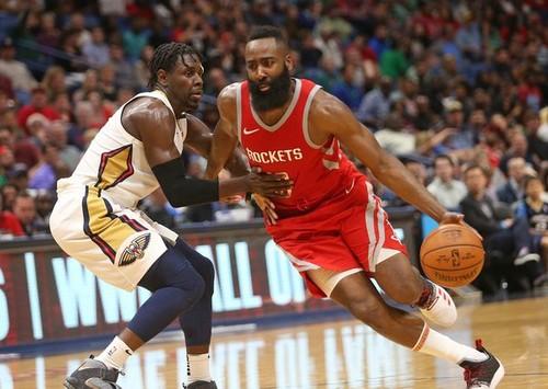 НБА. Хьюстон - Нью-Орлеан. Смотреть онлайн. LIVE трансляция