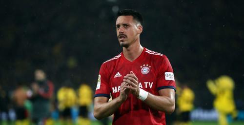 Бавария продала форварда в китайский клуб