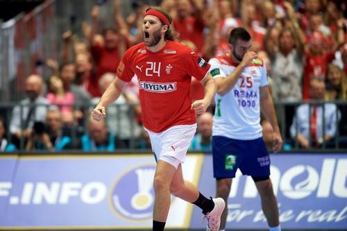 Миккель Хансен признан MVP чемпионата мира-2019