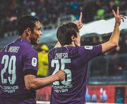 Фиорентина уничтожила Рому в Кубке Италии, забив 7 мячей