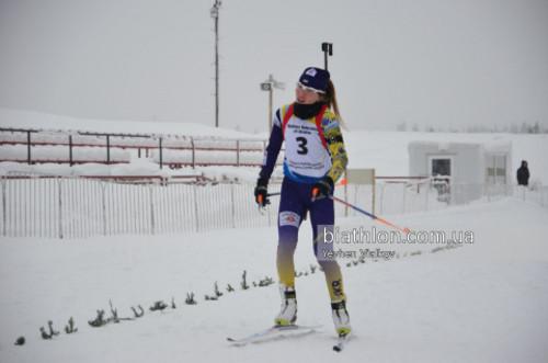 ЮЧМ-2019 по биатлону. Украинские юниорки провалили эстафету