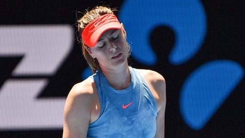 Шарапова снялась с турнира в Санкт-Петербурге