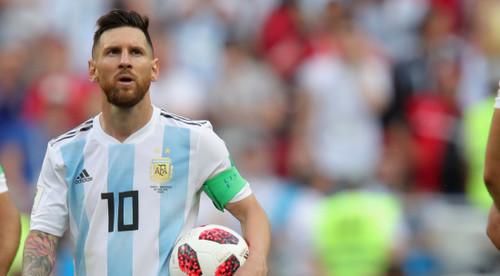 Месси возобновит карьеру в сборной Аргентины