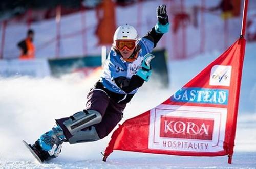 Стал известен состав сборной Украины по сноубордингу на чемпионат мира