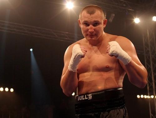 Украинец Руденко сразится с Кабайелом