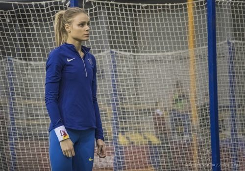 Юлия Левченко завоевала бронзу