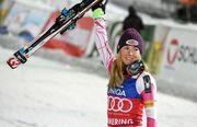 Шиффрин и Влхова разделили победу в Мариборе