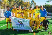 В Испании прошел международный турнир Malaga Football Cup