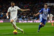 Реал Мадрид — Алавес — 3:0. Текстовая трансляция матча