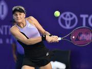 WTA. Даяна Ястремская