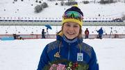 Екатерина БЕХ: «Спасибо сервис-бригаде, лыжи катили отлично»