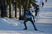ЮЧМ-2019 по биатлону. Цымбал занял 9-е место в юниорском персьюте