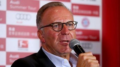 РУММЕНИГГЕ: «Бавария не беспокоится из-за нехватки форвардов»