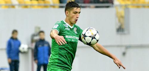 Швед вернулся в Карпаты после подписания контракта с Селтиком