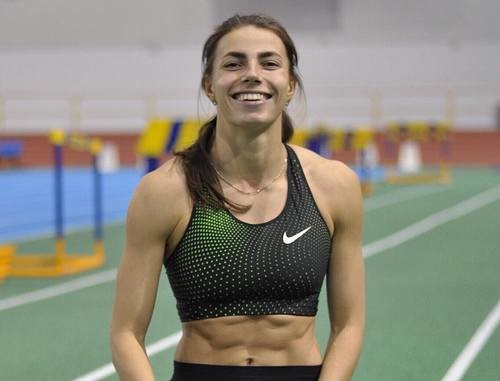 Марина Бех установила персональный рекорд в Мюнхене
