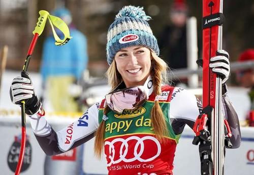 Шиффрин одержала 13-ю победу в сезоне