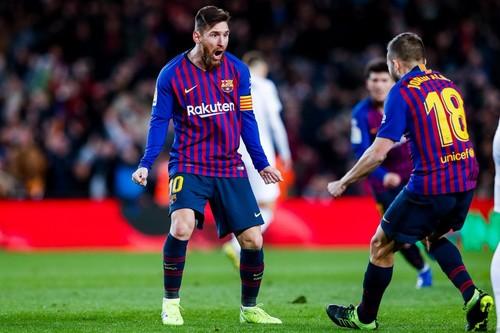 Барселона - Валенсия - 2:2. Видео голов и обзор матча