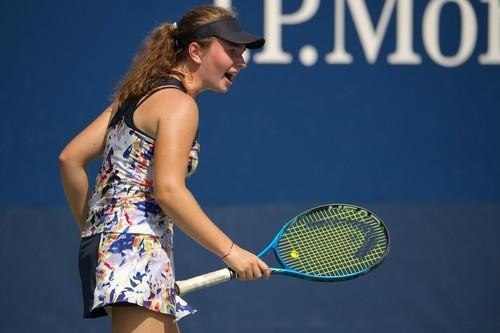 US Open. Лопатецкая и Снигур проиграли матчи парного разряда