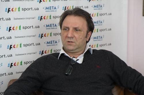 Вячеслав ЗАХОВАЙЛО: «Чехия и Украина — команды одного уровня»