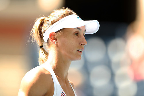 US Open. Цуренко проиграла Осаке в четвертьфинале