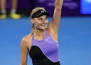 ДЕВУШКА ДНЯ. 18-летняя Даяна Ястремская - победительница турнира WTA