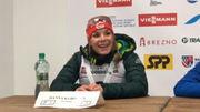 Ханна КЕБИНГЕР: «Очень хорошая гонка, но и очень тяжелая»