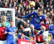 Лестер Сити – Манчестер Юнайтед – 0:1. Видео гола и обзор матча