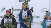 ЮЧМ-2019 по биатлону. Украина заняла 5-е место в медальном зачете
