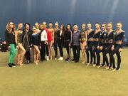 Влада Никольченко стала победительницей многоборья на турнире в США