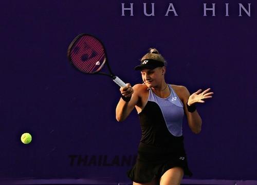 Ястремская героически выиграла финал в Таиланде