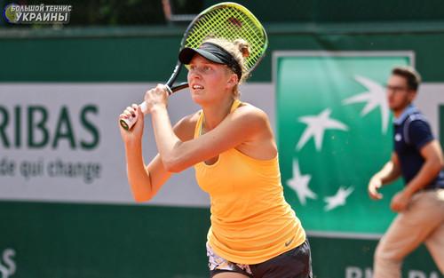 Украинка Дема вышла в финал теннисного турнира в Турции