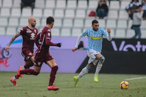 СПАЛ и Торино голов не забили