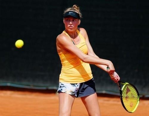 17-летняя украинка Виктория Дема выиграла турнир в Анталье