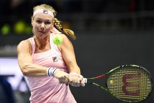 Бертенс обыграла Векич в финале турнира в Санкт-Петербурге