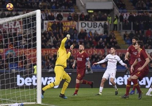 Рома и Милан не сумели определить сильнейшего