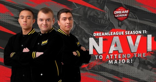 Natus Vincere вышли на мейджор DreamLeague Season 11