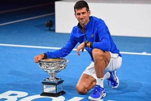 Рейтинг ATP. Джокович продолжает лидировать, в топе без изменений