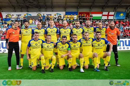 Україна може прийняти чемпіонат світу з міні-футболу 2021