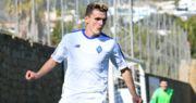 Динамо Киев и Эстерсунд не смогли забить в товарищеском поединке