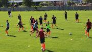 Арсенал-Киев сыграл вничью со словацким клубом в спарринге