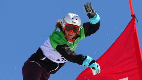 Украинка Данча заняла шестое место на ЧМ по сноуборду