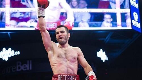 Бетербиев вызвал на бой Сергея Ковалева