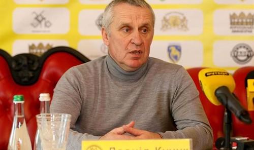 Леонид КУЧУК: «Хочу оставить след в львовском футболе»