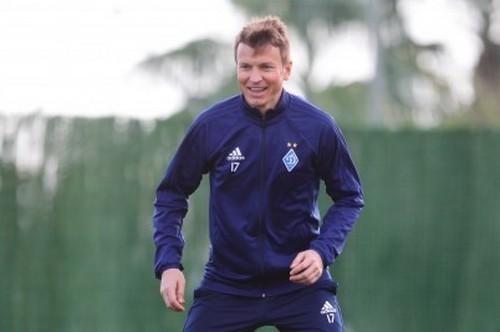 ФОТО ДНЯ. Ротань посетил матч Динамо — Эстерсунд