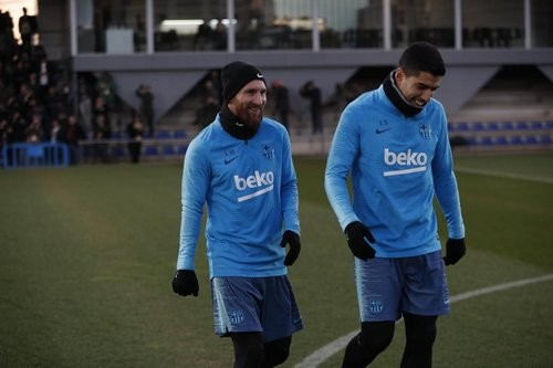 Месси сам решит, играть ли ему против Реала