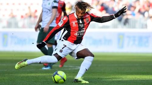 Милан купит молодого нападающего Ниццы