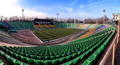 Весной ФК Львов будет проводить домашние матчи на стадионе Украина